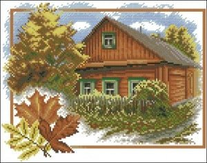 cross-stitch patterns
