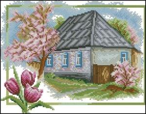 cross-stitch designs