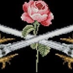 flowers cross-stitch patterns