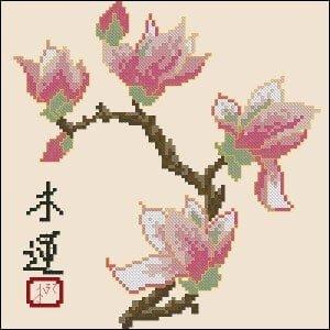 Cross-stitch pattern online