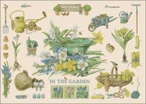 in-the-garden-free-cross-stitch-design