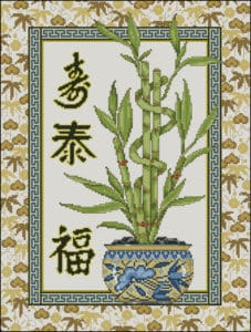 bamboo-vase-free-cross-stitch-design